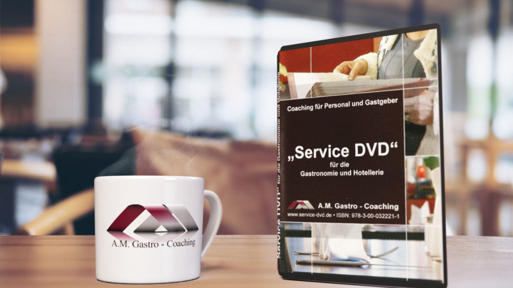 Service DVD – all chapters and scenes – DE + EN